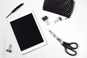 iPadは文房具として使おう