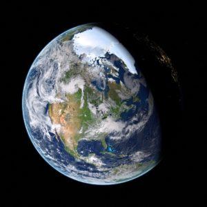 ISSから見える地球を見てみよう